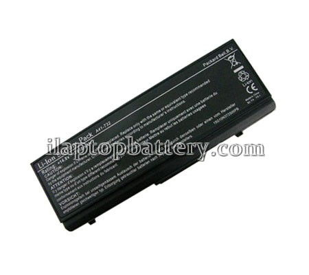 Packard Bell Easynote bg45-P-033il Battery Picture