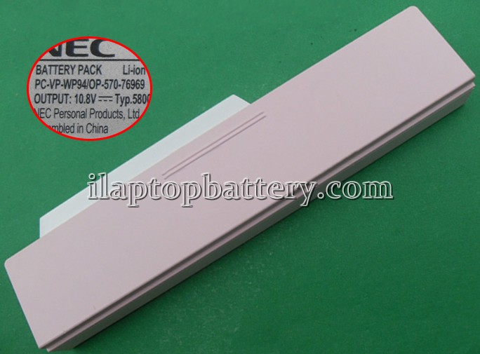 Nec Pc-Vp-wp94-03 Battery Picture