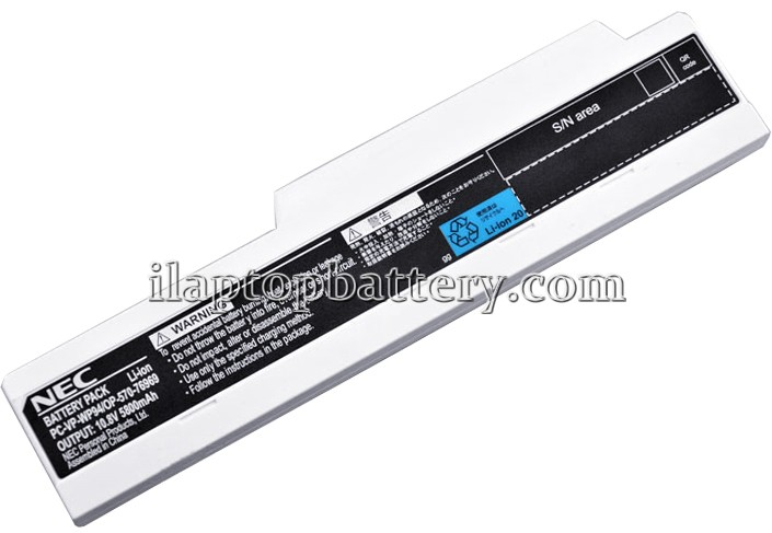 Nec Lavie Pc-ln500rg6 Battery Picture