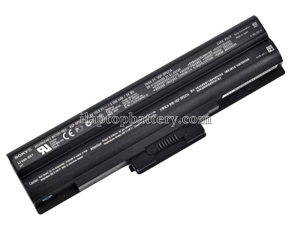 Sony Vgp-bps13b/S Battery Picture