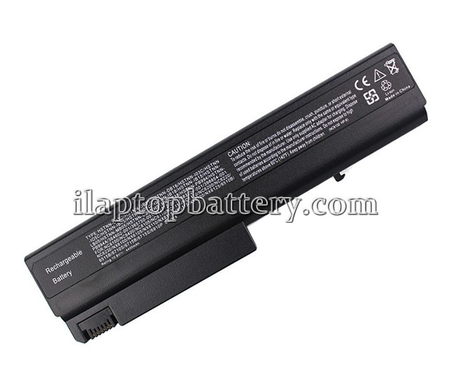 Hp Compaq Business Notebook nc6400 Battery Picture