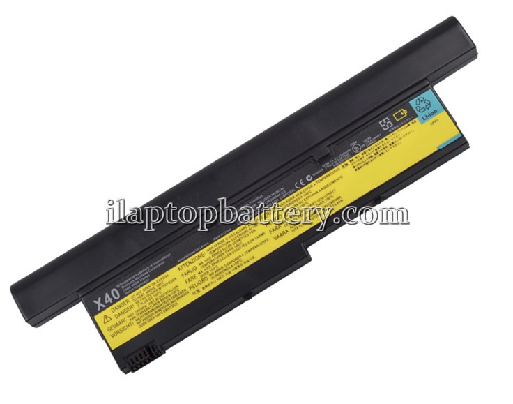 Ibm Thinkpad x40 2382 Battery Picture