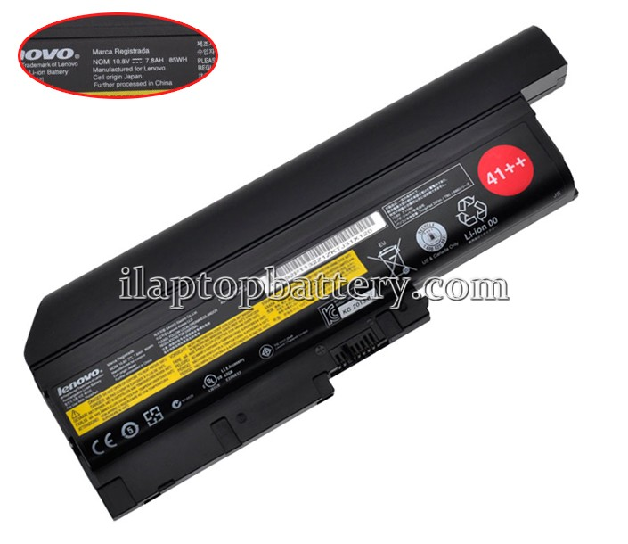 Ibm Thinkpad t60p 2007 Battery Picture