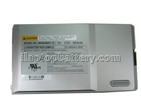 Clevo 87-m45cs-4d4a Battery Picture