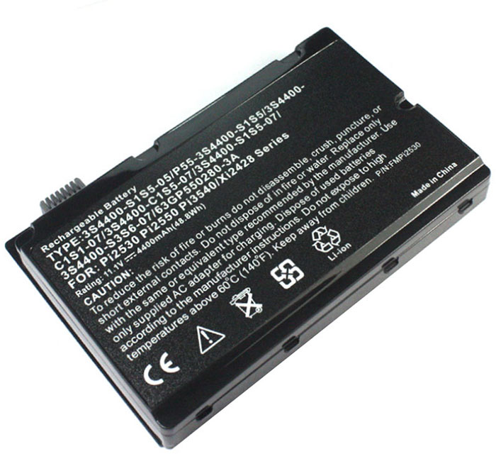 Uniwill 3s4400-c1s5-07 Battery Picture