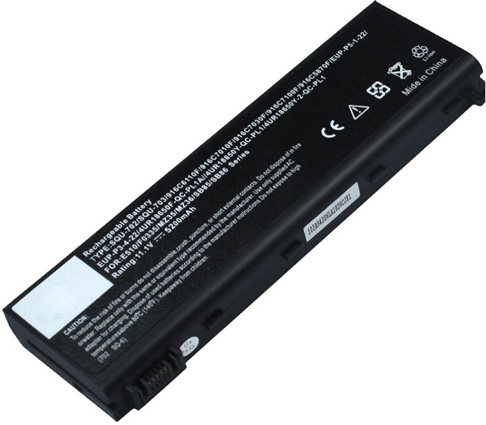 Lg e510-G Battery Picture
